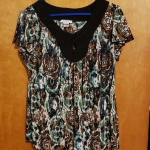 Dress Barn Tops - Summer blouse